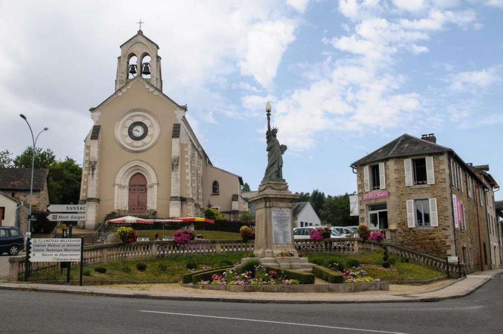 Châteauneuf-la-Forêt
