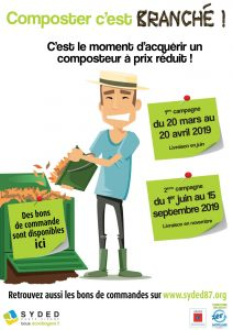 SYDED – Campagne de compostage 2019